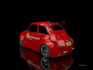 fiat 500 tuning mental ray