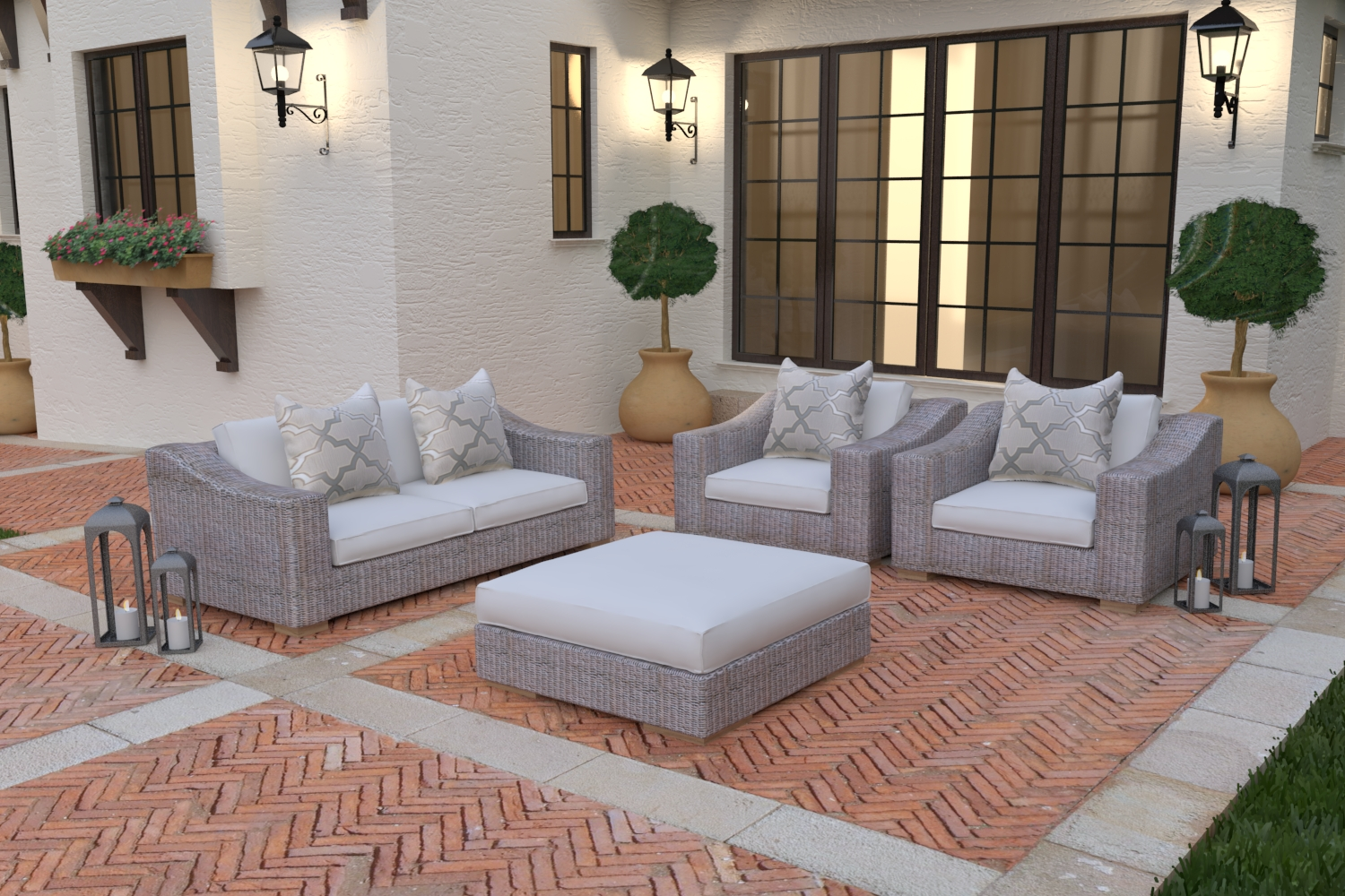 Garden Furniture Luxury