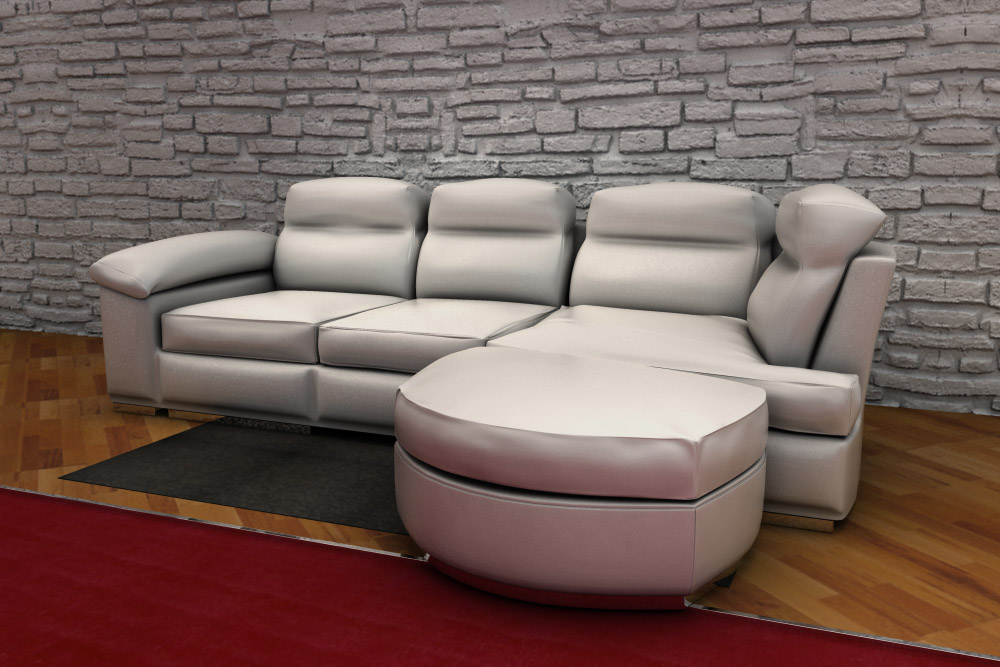 Furnitures Manhattan Sofa
