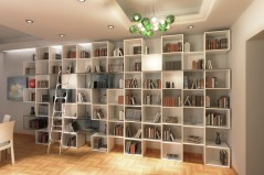 Cubes Library for autodesk maya archmodels