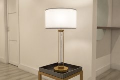 Table lamp flatirion