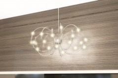 Terzani Hook Suspension lamp