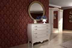 Classic Bedroom Napoli maya archmodels with shading download