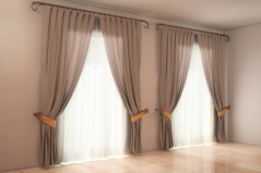 Curtains archmodels for maya 2012 with shading for vray and mental ray
