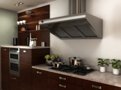 Kitchen design Milan maya object mb